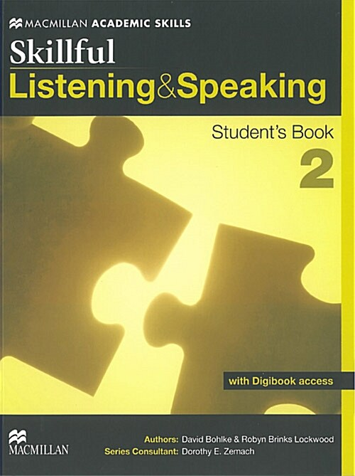 Skillful - Listening and Speaking - Level 2 Student Book (Paperback)