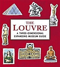The Louvre: Panorama Pops (Hardcover)