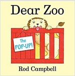 The Pop-Up Dear Zoo (Paperback, Illustrated ed)