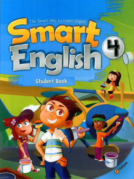 Smart English 4 : Student Book (Paperback + CD 2장)
