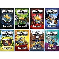 [세트] Dog Man #1~8 세트 (Hardcover 8권)