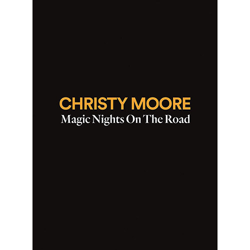 [수입] Christy Moore - Magic Nights On The Road [4CD, BOOKSET]