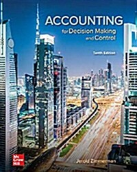 Accounting for Decision Making and Control (Paperback, 10 ed)