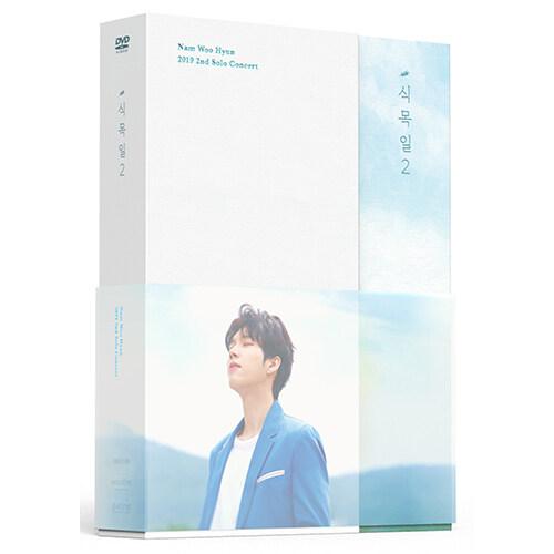 [DVD] 남우현 - 남우현 2019 2nd Solo Concert : 식목일 2 [2DVD]