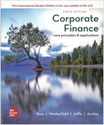 Corporate Finance: Core Principles and Applications (Paperback)