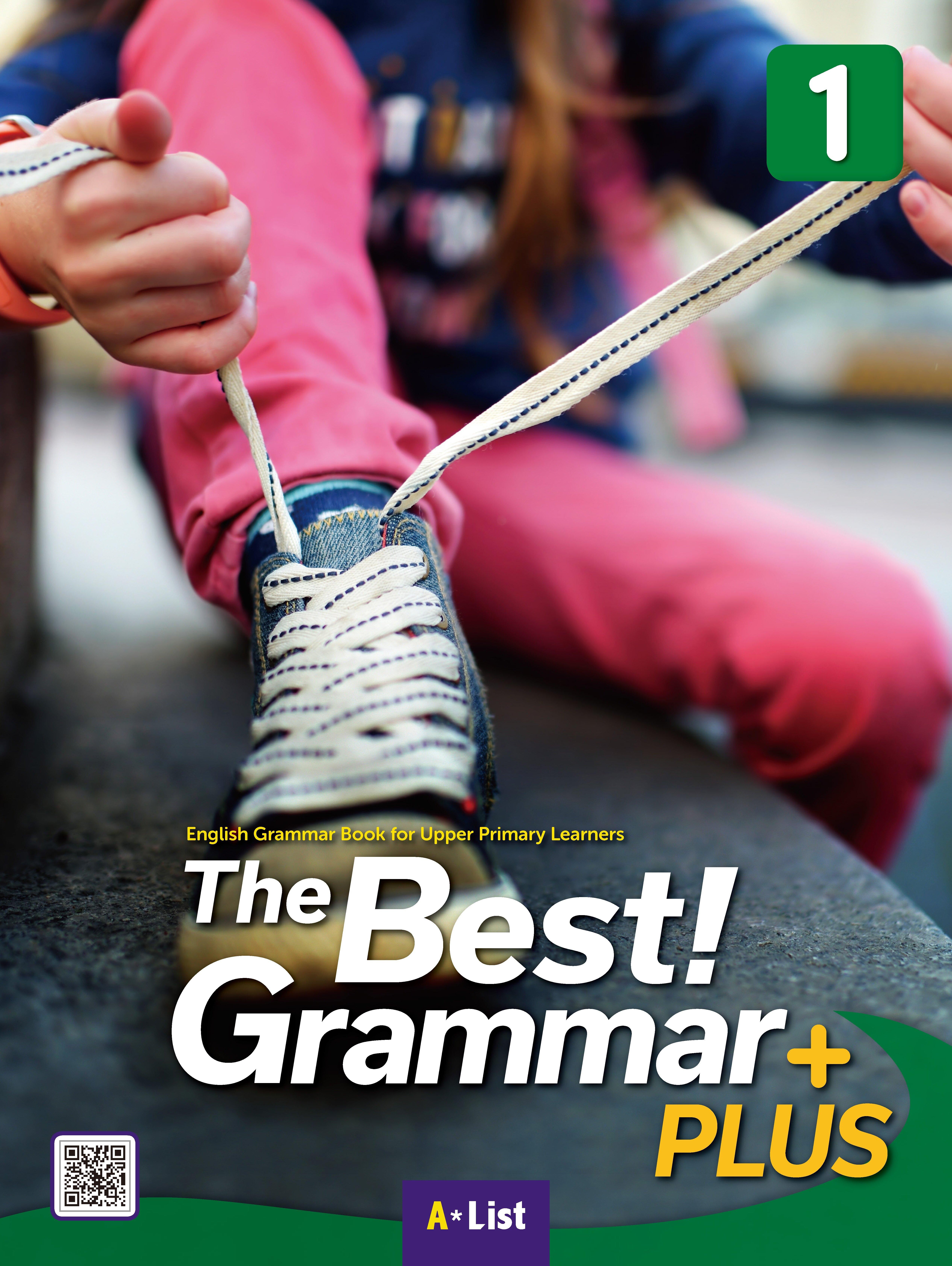 The Best Grammar PLUS 1 : Student Book (Paperback + Test Book)