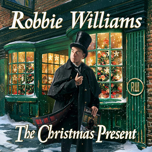 [수입] Robbie Williams - The Christmas Present (Deluxe Edition)[2CD]