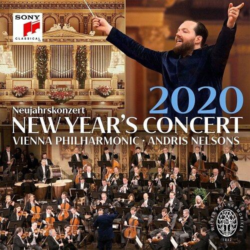 2020 빈 신년음악회 [2CD]