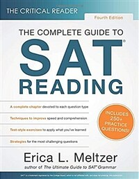 The Complete Guide to SAT Reading (Paperback, 4th)