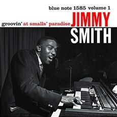 [수입] Jimmy Smith - Groovin' At Small's Paradise Vol.1 [180g LP] [Limited Edition]