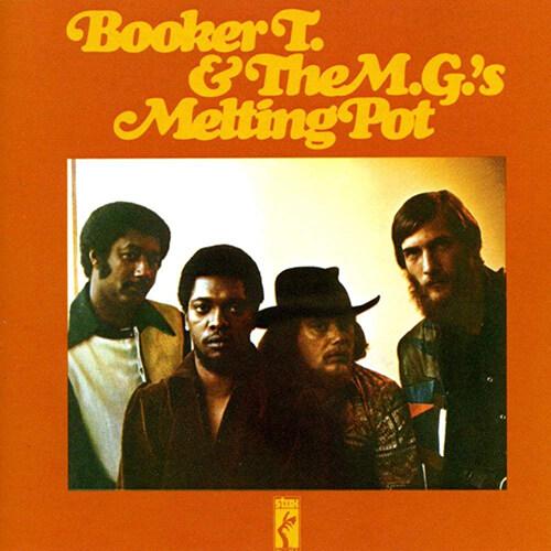 [수입] Booker T. & The M.G.s - Melting Pot [180g LP][Tip-On Jacket]