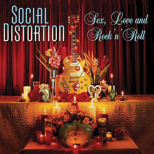 [수입] Social Distortion - Sex, Love and Rock N Roll [LP, The 2004 Studio Album]
