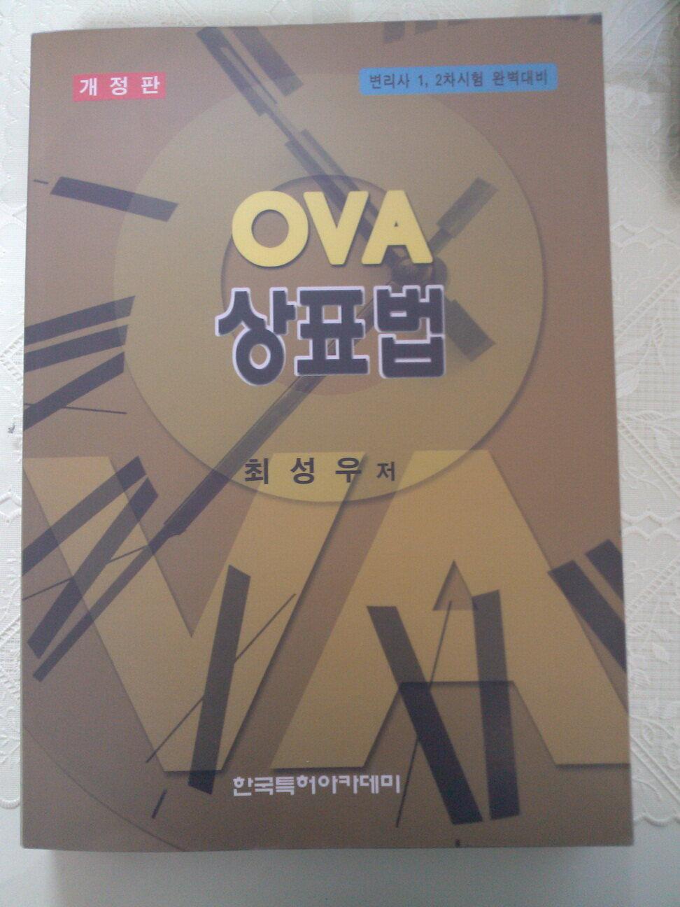 OVA 상표법