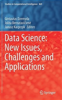 Data science : new issues, challenges and applications