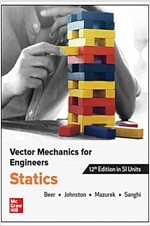 Vector Mechanics for Engineers :  Statics (Paperback, 12th)