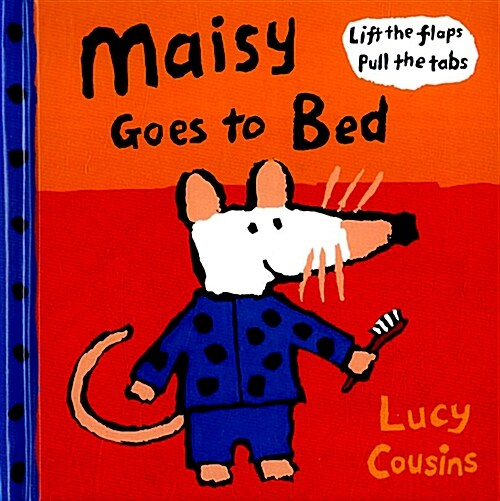 Maisy Goes to Bed (Hardcover, Mini Edition)