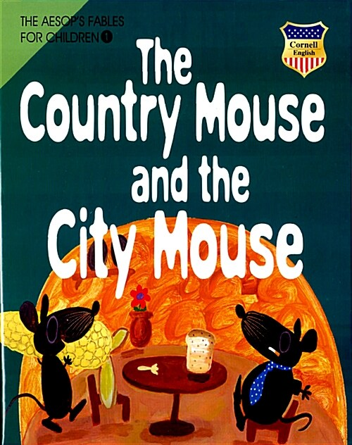 The Country Mouse and the City Mouth (워크북 + CD 1장 + 플래쉬 CD-Rom)