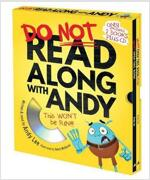 Do not read along with Andy (Book 2권 + CD 1장)