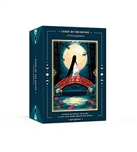 Tarot of the Divine: A Deck and Guidebook Inspired by Deities, Folklore, and Fairy Tales from Around the World: Tarot Cards (Other)