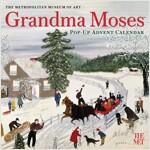 Grandma Moses Pop-Up Advent Calendar (Other)
