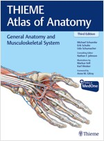 General Anatomy and Musculoskeletal System (Thieme Atlas of Anatomy) (Paperback, 3)