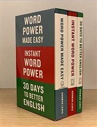 Norman Lewis 3-Book Box Set (Paperback, International)
