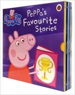 페파피그 Peppa Pig Favourite Stories 10종 세트 (Paperback 10권, 영국판)