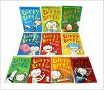 Dirty Bertie 더티버티 시리즈 1 챕터북 10종 세트 (Paperback 10권, 영국판)