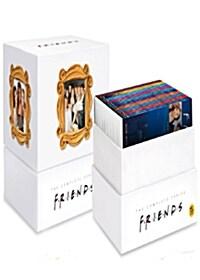 프렌즈 : 한정판 박스세트 (40disc+카드지갑)