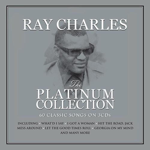 [수입] Ray Charles - The Platinum Collection [3CD]