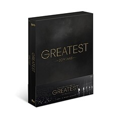 [블루레이] 지오디 - god 20th CONCERT : GREATEST Blu-ray (3disc: 2BD + 1CD)