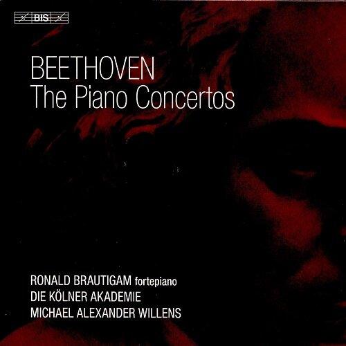 [수입] 베토벤 : 피아노 협주곡 전곡 [2SACD Hybrid]