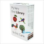 My Very First Eric Carle Library #2 Boxed Set 마이베리퍼스트 에릭칼 라이브러리 (Board Book 4권)
