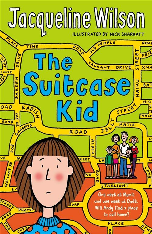 The Suitcase Kid (Paperback)