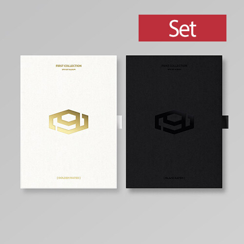 [SET] 에스에프나인 - 정규 1집 FIRST COLLECTION [GOLDEN RATED + BLACK RATED Ver.]