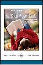 The Short Prose Reader (13th Edition, Paperback)