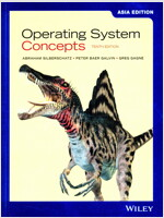 Operating System Concepts (Paperback, 10th)