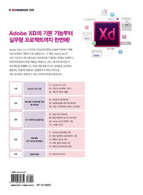 (UI 디자인과 프로토타이핑을 위한) Adobe XD