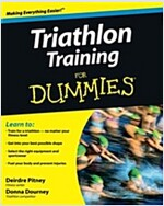Triathlon Training for Dummies (Paperback)