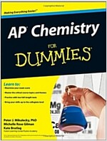 AP Chemistry for Dummies (Paperback)