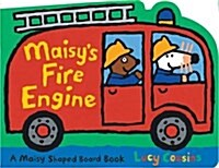 Maisys Fire Engine: A Maisy Shaped Board Book (Board Books)