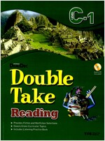 Double Take Reading Level C-1 Student Book (Paperback + Audio CD 1장)