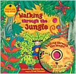 노부영 Walking Through the Jungle (하이브리드 CD 포함) (Paperback + Hybrid CD)