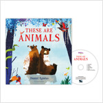 Pictory Set PS-71 / These are Animals (Paperback + Audio CD)
