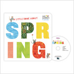Pictory Set Pre-Step 69 : A Little Book About Spring (Boardbook + Audio CD)