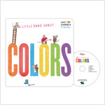 Pictory Set Infant & Toddler 24 : A Little Book About Colors (Boardbook + Audio CD)