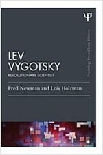 Lev Vygotsky (Classic Edition) : Revolutionary Scientist (Paperback)