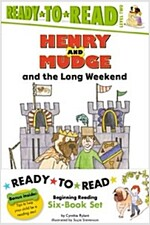 Henry and Mudge Ready-to-Read, Level 2 (Paperback)