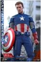[Hot Toys] 어벤져스 엔드게임 캡틴아메리카 2012 에디션 MMS563