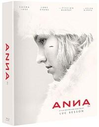 [블루레이] 안나 : 풀슬립 초회 한정판